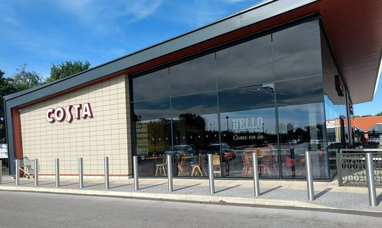 Costa Coffee York Stirling Rd Menu Prices Restaurant