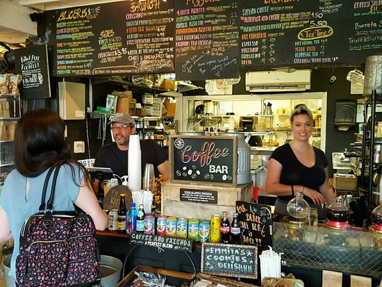 Wilton Manors, FL: Ordering counter