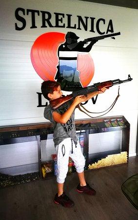 Shooting Range Liptov Photo