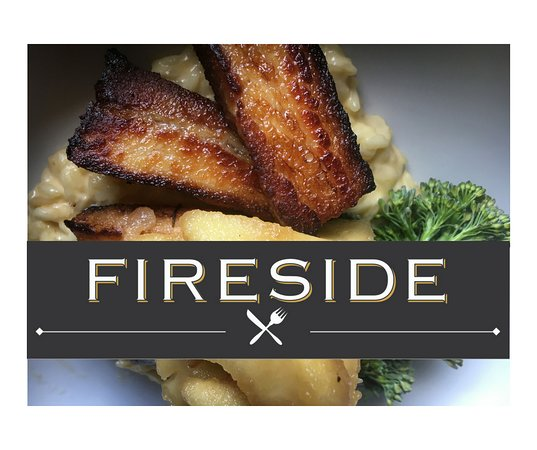 Door County S Only Cajun Supper Club Picture Of The Fireside