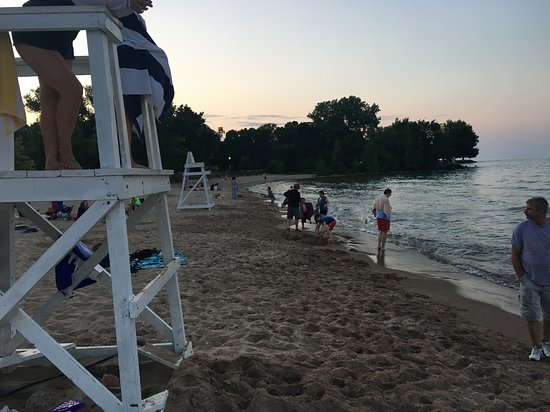 Evanston, IL: Lee Street Beach