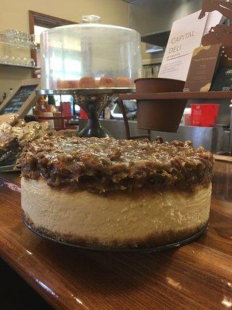 New Castle, CO: Pecan Pie Cheesecake!