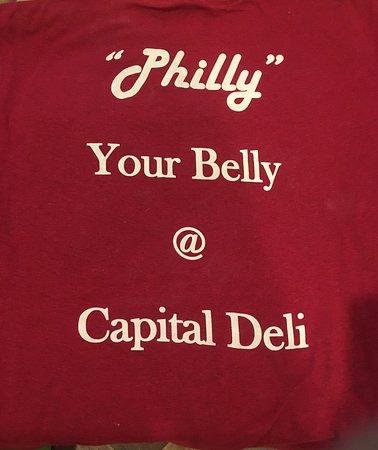 New Castle, CO: Capital Deli logo