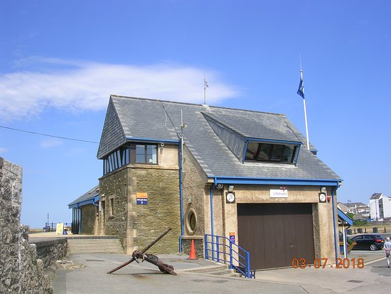 Porthcawl RNLI Lifeboat Station