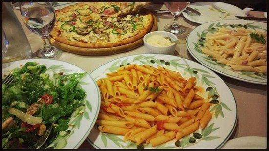 Mangiona: Ωραίο ιταλικό φαγητό...