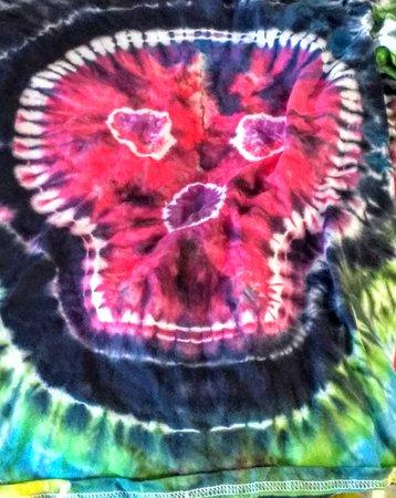 Skull Valley, AZ: Tie dye