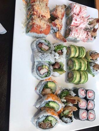 Stoughton, MA: SuSu Sushi