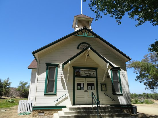 Winchester, Kalifornien: One-room school house
