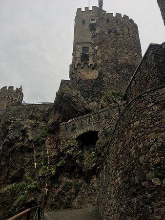 Trechtingshausen, Deutschland: The castle