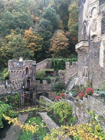 Trechtingshausen, Deutschland: The castel