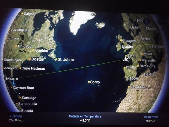 Kartta Picture Of Turkish Airlines Tripadvisor