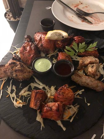 Mix di carne di pollo