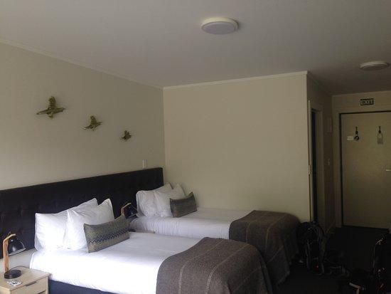 Milford Sound Lodge: Chalé 7