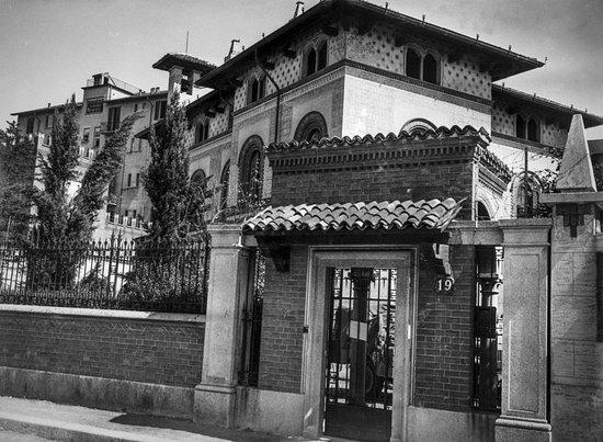 Villa Fossati (Villa Triste)