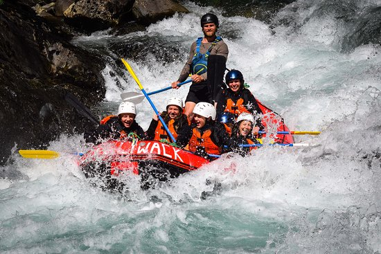 Chilliwack River Rafting - Day Tours