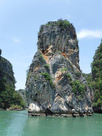 Phang Nga Bay : JB Island