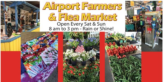 Airport Farmers & Flea Market
