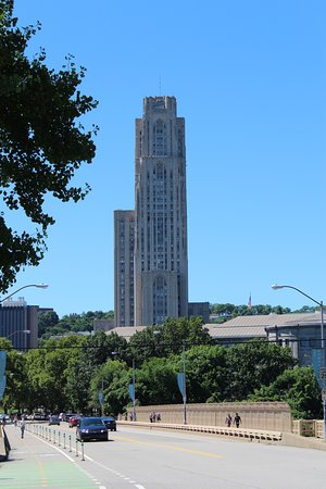Cathedral of Learning Picture