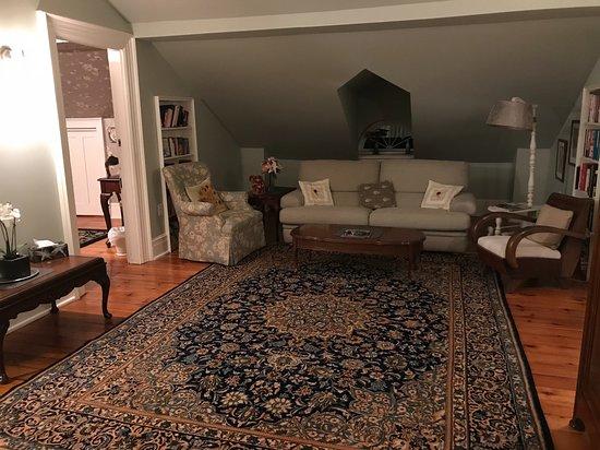 Maitland, Canada: Sitting Room