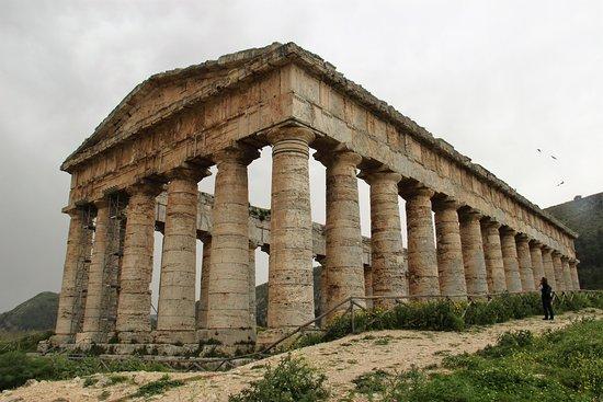Province of Trapani, Itália: temple Segesta