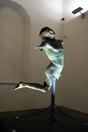 Провинция Трапани, Италия: Dancing Satyr - Mazara del Vallo