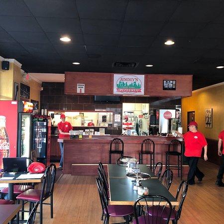 Jimmy S New York Pizzeria Tulsa Restaurant Reviews