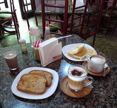 Piracaia, SP: Cafe da Dana