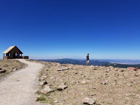 Brian Head Peak Observation張圖片