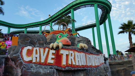 Cave Train
