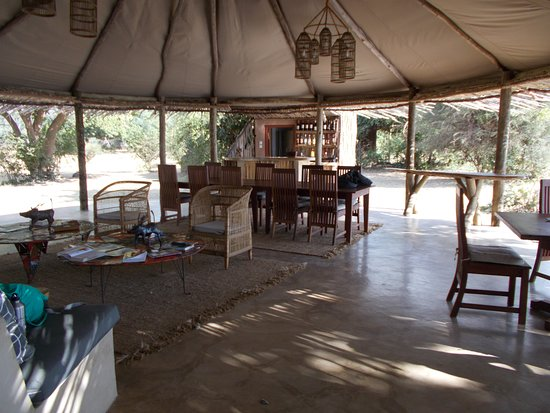 Kafunta River Lodge: Three Rivers lodge