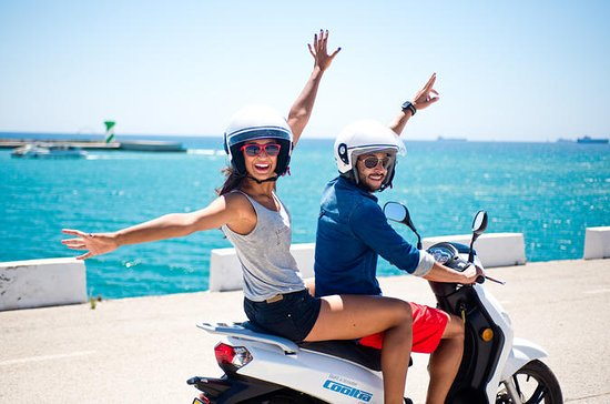 Ibiza Scooter  Rental