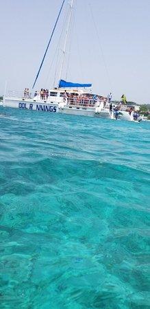 Cool Runnings Catamaran Cruises Jamaica: 20180712_131632_large.jpg