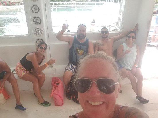 Cool Runnings Catamaran Cruises Jamaica: 20180712_124530_large.jpg