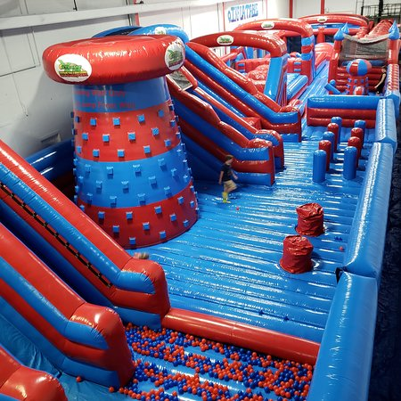 Xtreme Air Trampoline Park & Ninja Course