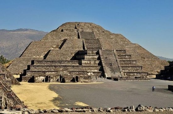 Tour delle piramidi di Guadalupe