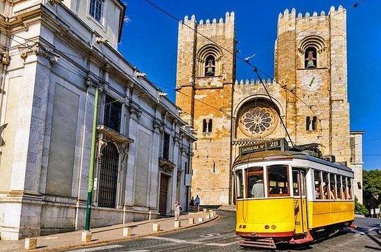 Lisboa bytur halv dag