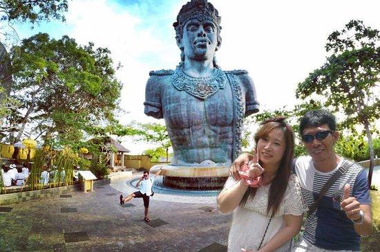 Temple d'Uluwatu, parc culturel...