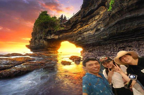 Ubud Art Village - Tanah Lot Sunset