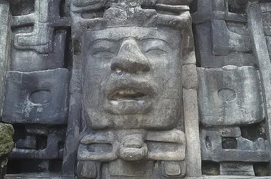 Lamanai Maya Ruins Tour fra Ambergris...