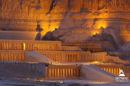 Overnight Tour to Luxor from Cairo by...