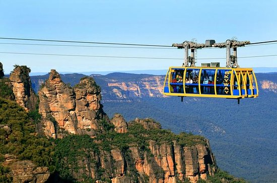 Blue mountains SMALL group one day tour and Wildlife Park and River...