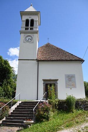 Fielis, Italie: Chiesa di San Rocco Confessore