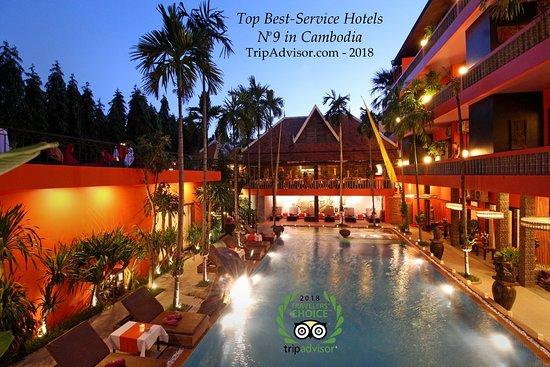 Golden Temple Hotel Siem Reap Reviews