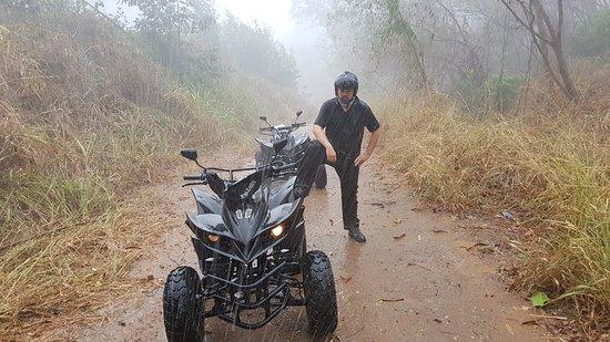 The Jungle Rider
