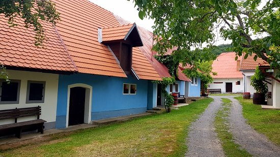 Krupina, สโลวะเกีย: Chyžky v Starej Hore