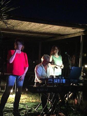 Monterotondo Marittimo, Italy: La band che allieta al giovedì