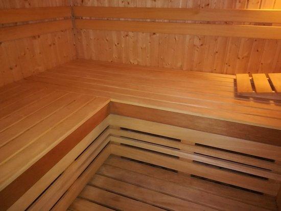 Vyshhorod, Ucrânia: Spa Sauna