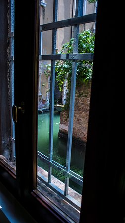 Friendly Venice Suites: View from the stairs