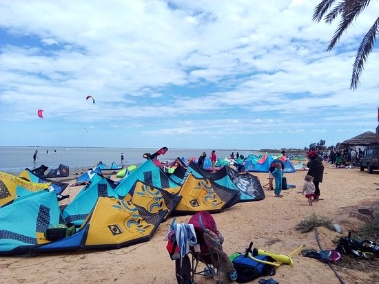 Globalkite - Kitesurf School Center