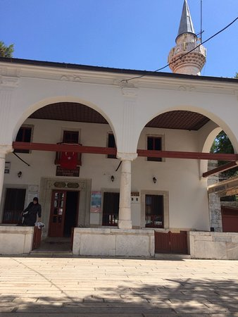 Kizilhisarli Mustafa Pasa Camii